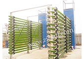 玻璃管道式螺旋藻反应器